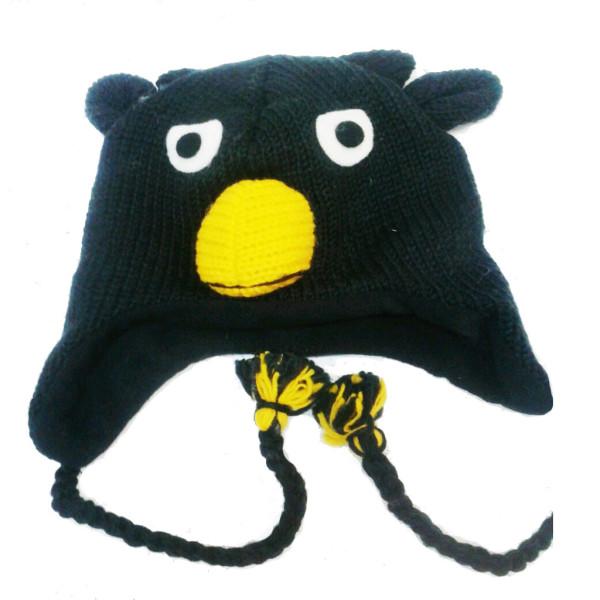 Злая птичка Черная (Шерсть)