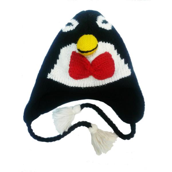 Шапка Пингвин (Шерсть)