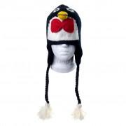 Шерстяная шапка Пингвин