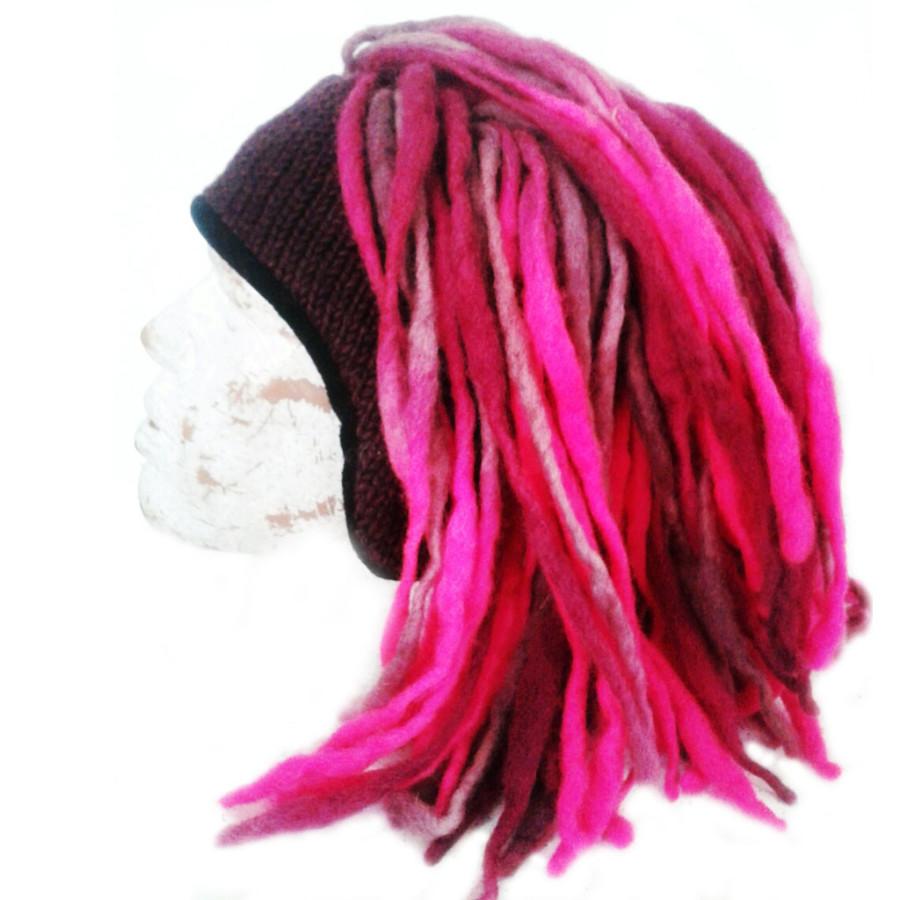 шапка Дреды шерсть