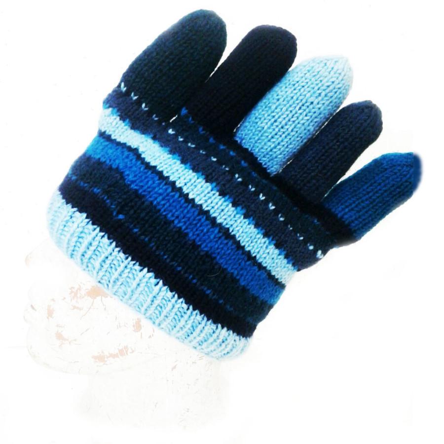 Шапка перчатка шерсть