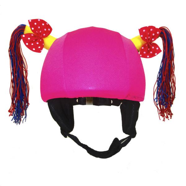"Чехол для шлеме ""Девочка"""