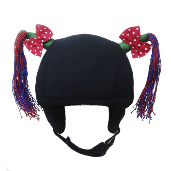 нашлемник чехол для шлема Девочка