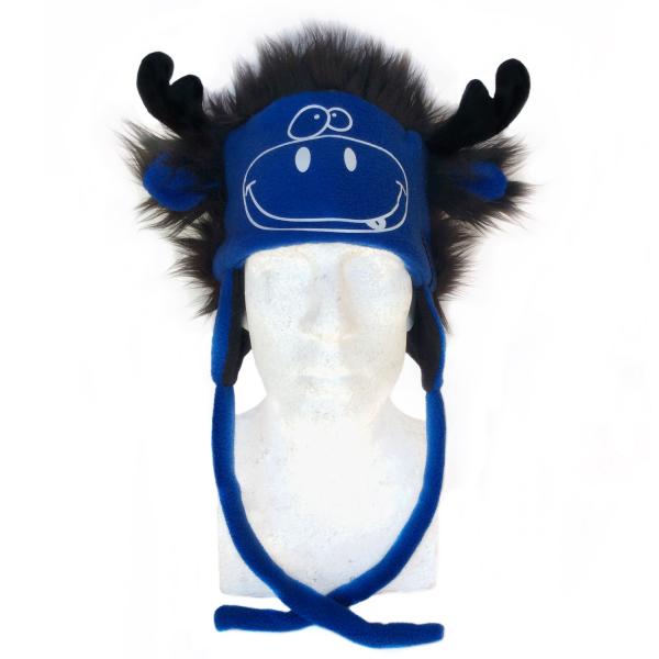 шапка олененок