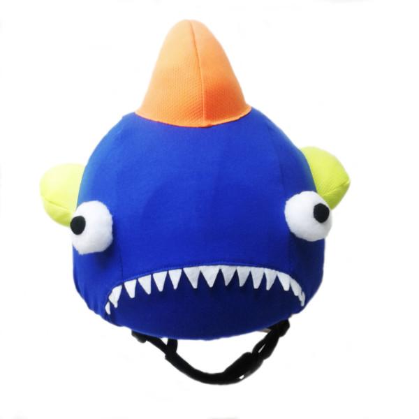 нашлемник чехол для шлема Акула