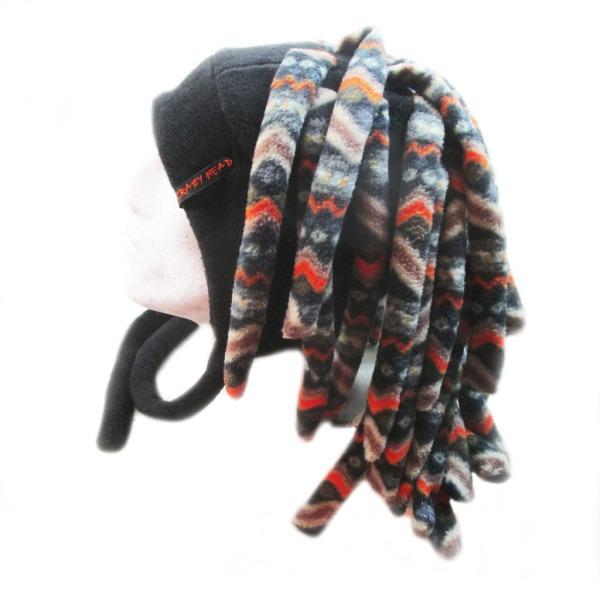 шапка дреды прикольные смешна шапка