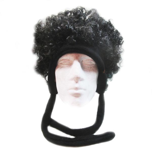 шапка кудряш смешная