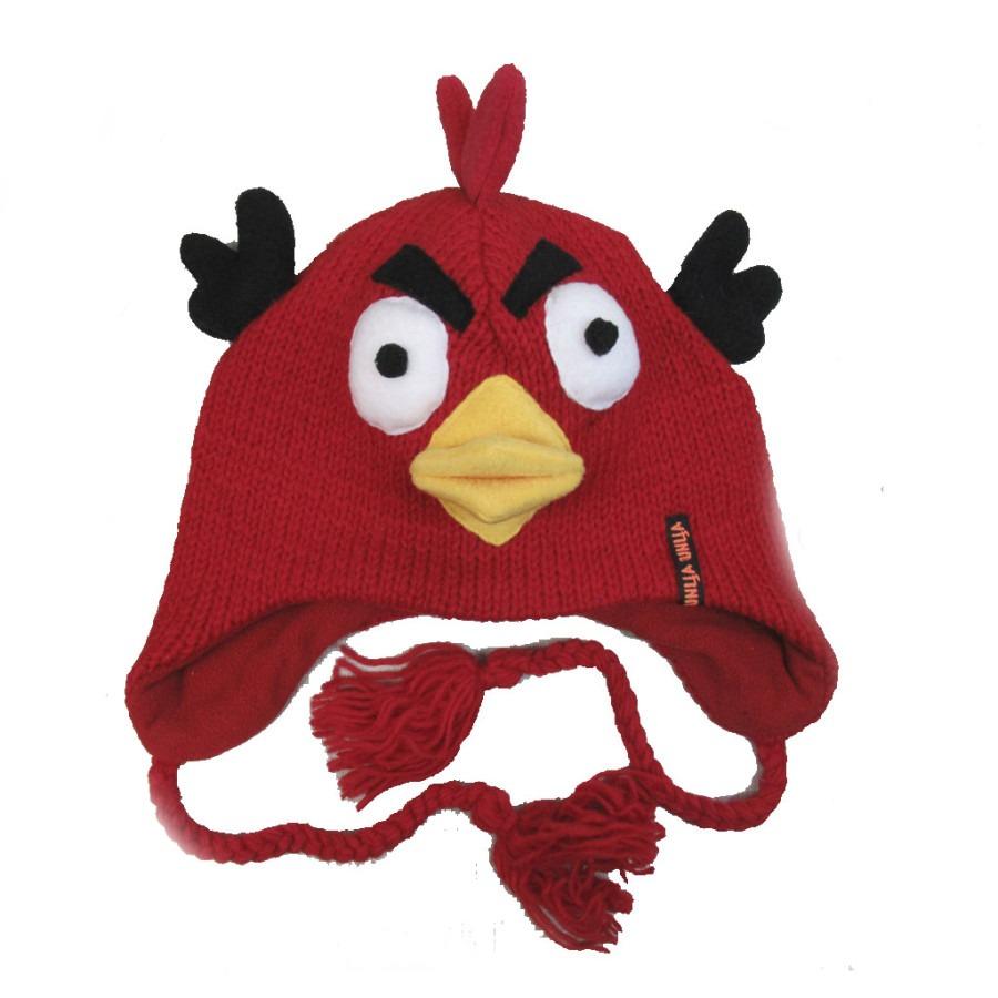 Злые птички шапка