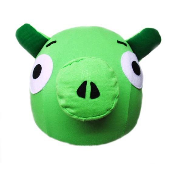 нашлемник зеленая свинка